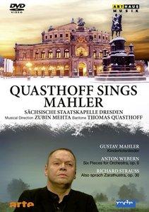 Quasthoff sings Mahler
