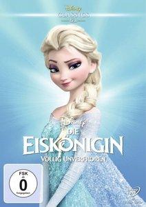 Die Eiskönigin - völlig unverfroren, DVD