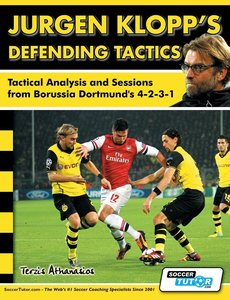 Jurgen Klopp's Defending Tactics - Tactical Analysis and Session