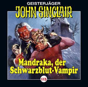 Mandraka,der Schwarzblut-Vampir