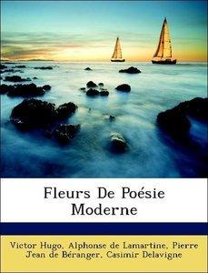 Fleurs De Poésie Moderne
