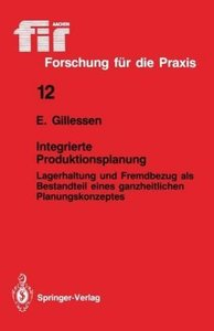Integrierte Produktionsplanung
