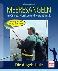 Meeresangeln in Ostsee, Nordsee und Nordatlantik