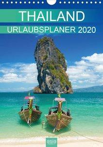 THAILAND 2020 URLAUBSPLANER (Wandkalender 2020 DIN A4 hoch)