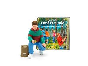 01-0196 - Tonie - Fünf Freunde -Fünf Freunde und die verlassen