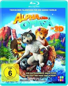 Alpha und Omega-Blu-ray Disc-3D