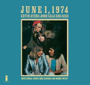June 1,1974 (Feat. John Cale,Brian Eno & Nico)