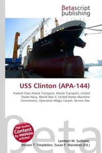 USS Clinton (APA-144)