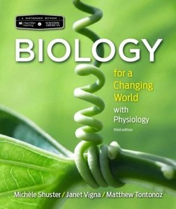Scientific American Biology for a Changing World with Core Physi
