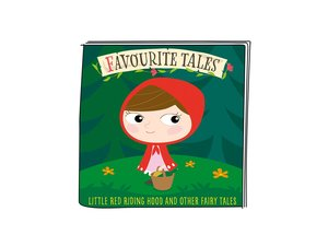 10000014 - Tonie (englisch) - Favourite tales - Little Red Ridin