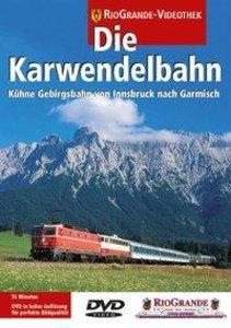 Kühne Gebirgsbahn von Innsbruck nach Gar