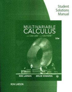 Student Solutions Manual for Multivariable Calculus