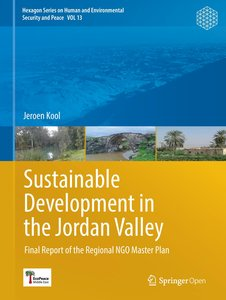 Sustainable Development in the Jordan Valley