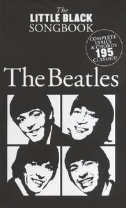 Little Black Songbook Beatles