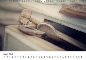 RomAntik (Wandkalender 2019 DIN A3 quer)