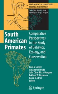 South American Primates