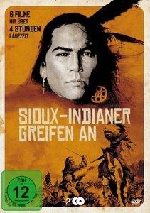 Sioux greifen an