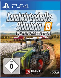 Landwirtschafts-Simulator 19 - Platinum Edition