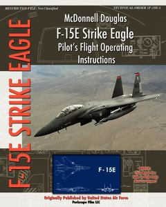 McDonnell Douglas F-15E Strike Eagle Pilot's Flight Operating In