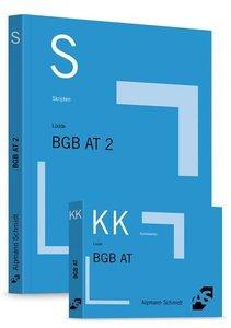 Bundle Alpmann, Skript BGB AT 2+ Karteikarten BGB AT 2