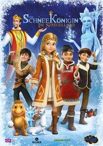 Die Schneekönigin: Im Spiegelland, 1 Blu-ray