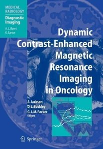 Dynamic Contrast-Enhanced Magnetic Resonance Imaging in Oncology