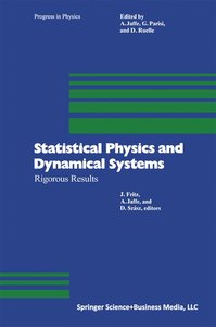 Statistical Physics and Dynamical Systems