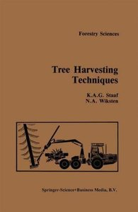 Tree Harvesting Techniques