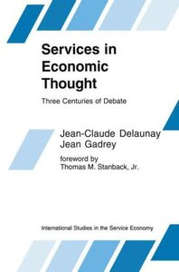 Services in Economic Thought