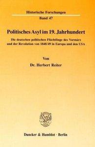 Politisches Asyl im 19. Jahrhundert