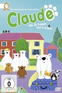 Claude-Die Komplette Serie (4 DVD/52 Ep.)