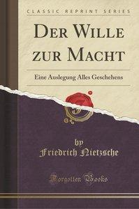 GER-WILLE ZUR MACHT