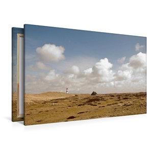 Premium Textil-Leinwand 120 cm x 80 cm quer Weites Land