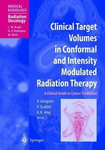 Clinical Target Volumes in Conformal and Intensity Modulated Rad