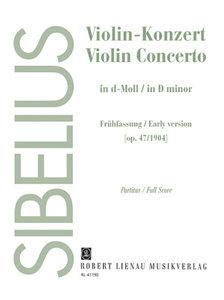 Violin-Konzert d-Moll
