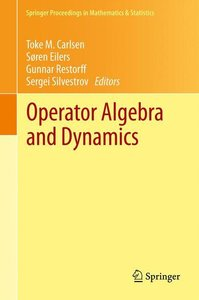 Operator Algebra and Dynamics