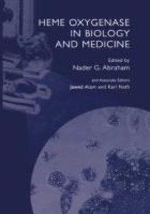 Heme Oxygenase in Biology and Medicine