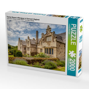 Trerice House in Newquay in Cornwall, England 2000 Teile Puzzle