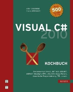 Visual C# 2010 Kochbuch