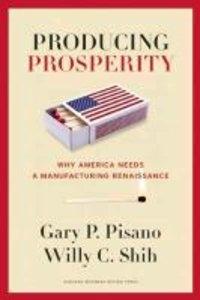 Producing Prosperity