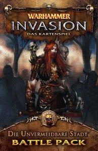 Asmodee FFGD2112 - Warhammer Invasion: Die Unvermeidbare Stadt,