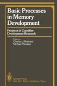 Basic Processes in Memory Development
