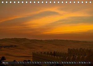 Rub al Khali - die grösste Sandwüste der Erde (Tischkalender 201