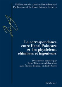 La correspondance entre Henri Poincaré et les physiciens, chimis