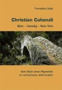 Christian Cahenzli