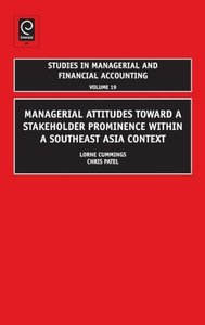 Managerial Attitudes Toward a Stakeholder Prominence within a So