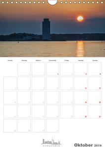 Grüße aus der Schleistadt Schleswig (Wandkalender 2019 DIN A4 ho