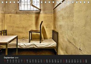 Hinter Gittern (Tischkalender 2019 DIN A5 quer)
