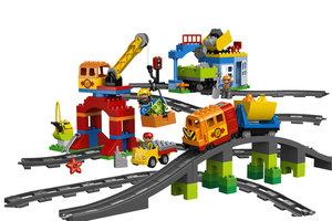 Lego Duplo Eisenbahn 10508 - Eisenbahn Super Set