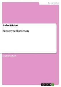 Biotoptypenkartierung
